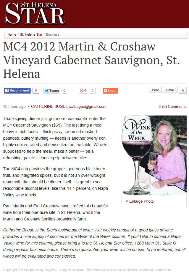 Wineoftheweek